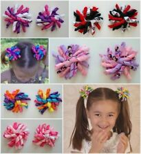 Rainbow Hair Accessories for Girls