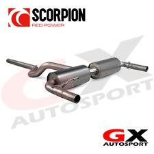 Srns 023 Scorpion Scarichi RENAULT CLIO MK3 2L RS 200 2009-2012 nonres Catback