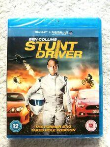 74530 Blu-ray - Stunt Driver [NEW / SEALED]  2015  LIB95289UV