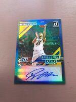 2019-20 Panini - Donruss Basketball: Royce O'Neale Signature Series Card - Utah