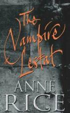 The Vampire Lestat (Second Volume of the Vampire Chro... by Rice, Anne Paperback
