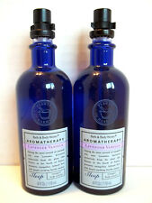 BATH BODY WORKS Aromatherapy Sleep LAVENDER VANILLA Body Mist, Essence, NEW x 2