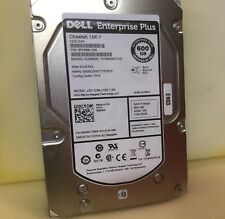 "DELL Enterprise Plus 3.5"" 600GB 15K 6Gbps SAS HDD 02R3X ST3600057SS 9FN066-058"
