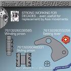 REPAIR KIT for ETA UNITAS 6497, 6498: SETTING LEVER, WINDING  SLIDING PINION