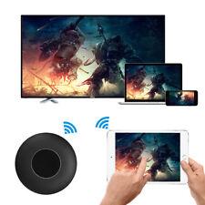Q1 upgrade version sans fil AV + HDMI Double Sortie TV Dual-Core WIFI Affichage Dongle