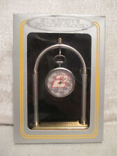 Sun Time Rusty Wallace #2 Executive Sports Pocket Clock Racing Nascar