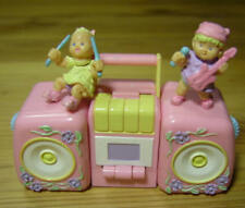 Polly Pocket Mini ♥ Mimi & the Goo GOOS ♥ Musica Box ♥ BOOM BOX ♥ + 2 Tesoro Neonati ♥
