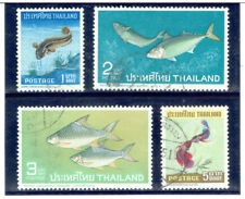 THAILAND 1967 Fish (Fauna) FU