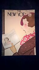 New Yorker Magazine July 27th, 1936 REA IRVIN COVER