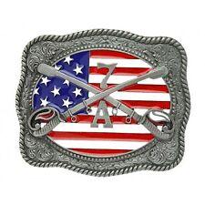 boucle de ceinture à style western 7 A - UNION UNE LICENCE