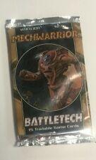 32 Battletech Mechwarrior Booster Packs