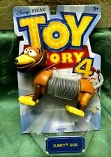 Toy Story 4 SLINKY DOG Posable Action Figure 2019 Disney Pixar