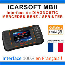 Système de diagnostic Icarsoft MBII - Mercedes-Benz / Sprinter / Smart
