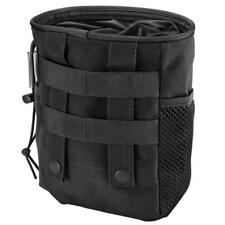 Ammo Dump Pouch Utility Bag Hunting Hiking Gun Sling Molle Tactical Magazine