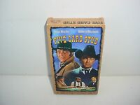 Five Card Stud VHS Video Tape Movie