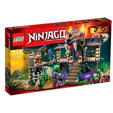 LEGO NINJAGO Tempel der Anacondrai (70749)
