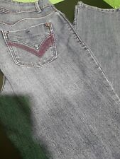 Womens Babyphat Jeans Size 16