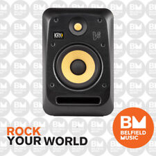 KRK V6 S4 Studio Monitor V-Series Active Powered Speaker 6'' 6 Inch