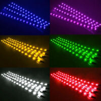 "5 X 12"" Waterproof Flexible LED Strip Underbody Light For Car Truck Motocycle DE"