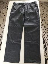 Bloomingdale's The Mens Store Slacks Gray Wool/Cashmere 36x32