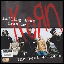 KORN (2 CD) FALLING AWAY FROM ME : THE BEST OF ~ RAP METAL ~ GREATEST HITS *NEW*