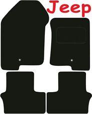 Jeep Patriot a medida Alfombrillas De Coche ** ** Calidad De Lujo 2011 2010 2009 2008 2007