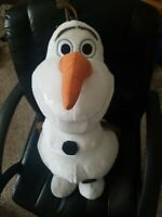 "Disney FROZEN 2 Olaf Snowman Jumbo 30"" Plush Doll"