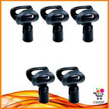 5 pezzi Porta microfono supporto asta orientabile per palmare gelato adattatore
