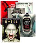 AMERICAN HORROR STORY - SERIE COMPLETA STAGIONI 1, 2, 3, 4, 5 (20 DVD) HORROR