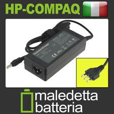 Alimentatore 18,5V 3,5A 65W per HP-Compaq Presario F700 CTO
