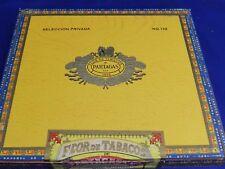 Vintage Partagas 1845 Empty No. 110 Cigar Box VT1464