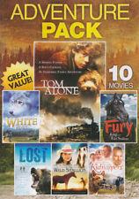 ADVENTURE 10 PACK (TOM ALONE / WHITE FANG / WILD STALLION / CAPTAIN COURAG (DVD)
