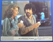 ALAN BATES deceased 2003 signed autographed 8 by 10 photo An Unmarried Woman