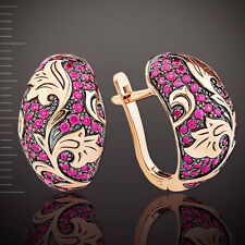 Ohrringe mit Rubinen ORB02082