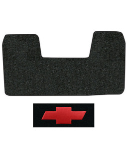 2000 Chevy K3500 Floor Mat - 1pc Front - Cutpile   Fits: Old Body Style