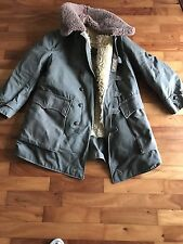 Swedish M1909 Vintage Mats Larsson Edition Military Parka