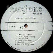 THE CLARENDONIANS - THE BEST OF (ORIG. STUDIO ONE LP SOL122)