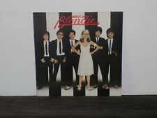 Blondie - Parallel Lines - incl Lyrics Sheet - Chrysalis 6307 632 - Germany