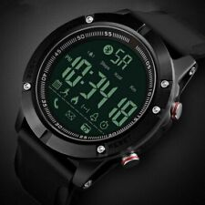 Smart Activity Pedometer Fitness Tracker Men Sport Digital Watch For ios Android