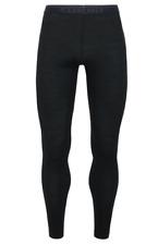 Icebreaker 150 ZONE Base layer LEGGINGS | Mens XL | Black Bodyfit Merino Wool