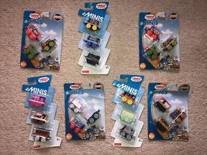 Mattel Thomas & Friends Trackmaster Mini Figure MINIS Fisher Price Toy Train