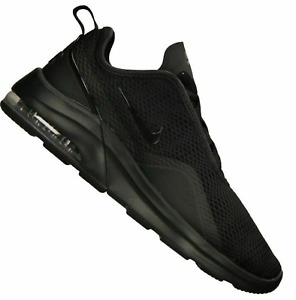 Nike Air Max Motion Black Sneakers for Men for Sale | Authenticity ...