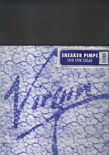 "SNEAKER PIMPS - spin spin sugar EP 12"" (promo copy)"