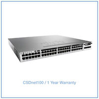 NEW CISCO  WS-C3850-48P-S Catalyst 3850 Switch **1 YEAR WARRANTY**
