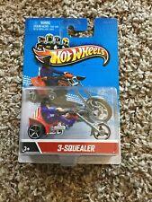 Hot Wheels Motorcycles 3-Squealer