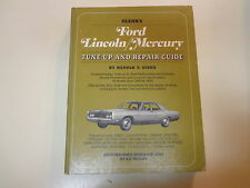 Glenn's Ford Lincoln Mercury Tune-up and Repair Guide 1955-1970