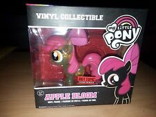 FUNKO MY LITTLE PONY APPLE BLOOM VINYL FIGURE VARIANT LIMITED CLEAR GLITTER