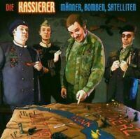 Die Kassierer - Männer, Bomben, Satelliten  CD  21 Tracks Punk/Rock  Neuware