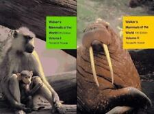Walker's Mammals of the World (Vol 1-2)-ExLibrary