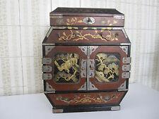 CHINE BOITE BIJOUX 19eme,jewelry box,Box Jewelery, cabinet